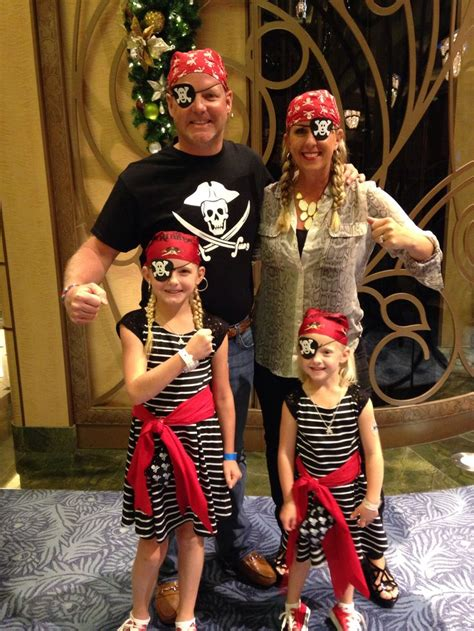 pirate night disney halloween cruise disney family