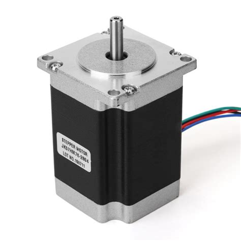 2 Phase Nema 23 Hybrid Stepper Motor Holding Torque 13 Nm Ac67 jkm nema 23 57mm two phase hybrid stepper motor 0 9 degree 76mm 2 8a alex nld