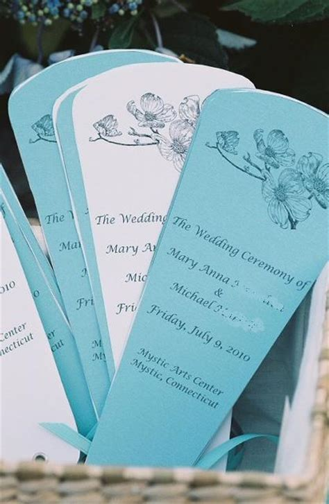 Wedding Programs.DIY?   Weddingbee