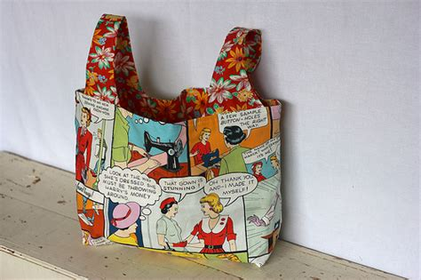pattern for fabric grocery bags what we re making grocery bag by michelle patterns