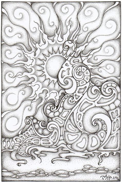 abstract sun coloring page 1000 best images about coloring book on pinterest