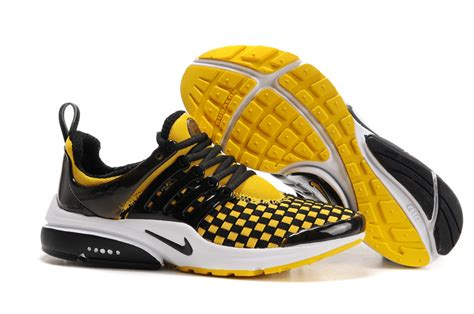 nike running shoes shoes yellow and black 347635 071