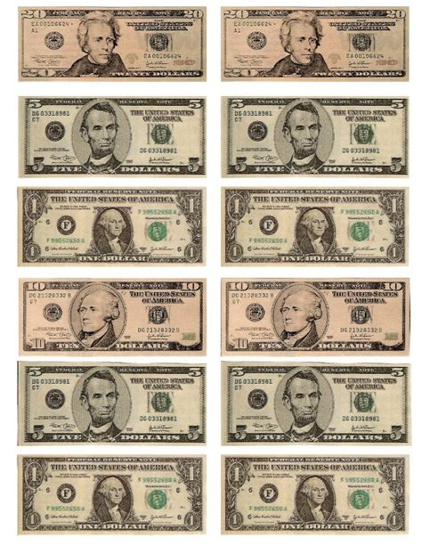 How To Make Paper Money That Looks Real - cinema can i u s currency moviemaker magazine