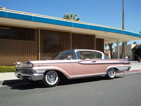 How Big Is A Three Car Garage by We Love Mercury S Past Present And Future 1959
