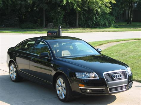 Audi A6 4 2 audi a6 4 2 quattro technical details history photos on