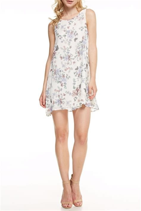 Promo Murah Summer Dress Flower Pastel millibon pastel blooms dress from california by apricot folsom shoptiques