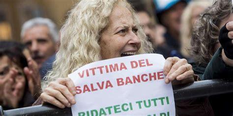 banche in italia lista salva banche entra in vigore finanza stila la