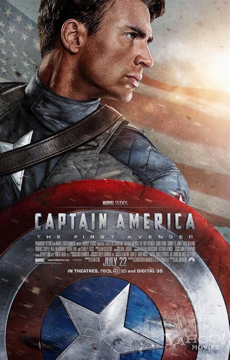 film thor captain america chris evans captain america the first avenger poster