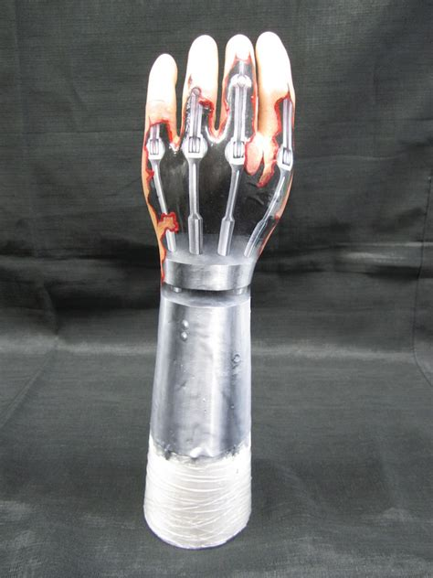 tattoo terminator hand terminator hand other by katrie bonanno