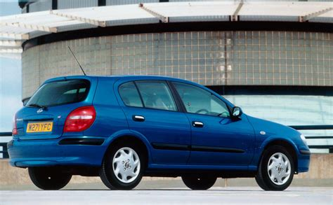 nissan almera 2001 review nissan almera hatchback review 2000 2006 parkers