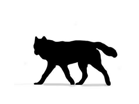 wolf silhouette tattoo silhouette wolf search cool skin