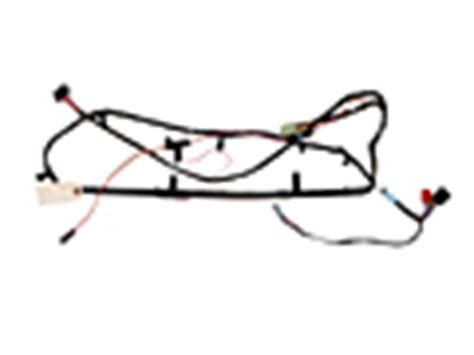 jeep xj overhead console wiring harness jeep wj wiring