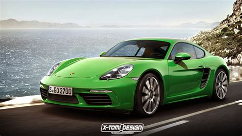 Pictures Of A Porsche Porsche 718 Cayman Can T Come A Day Soon