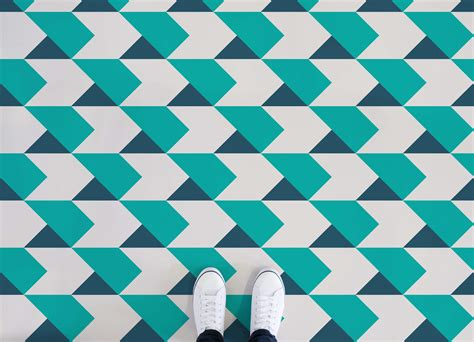 geometric pattern arrow kriss kross atrafloor
