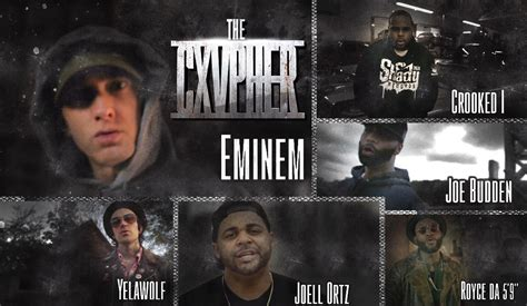 Eminem Xv Cypher Lyrics | spill tha tea eminem vs everybody video freestyle diss