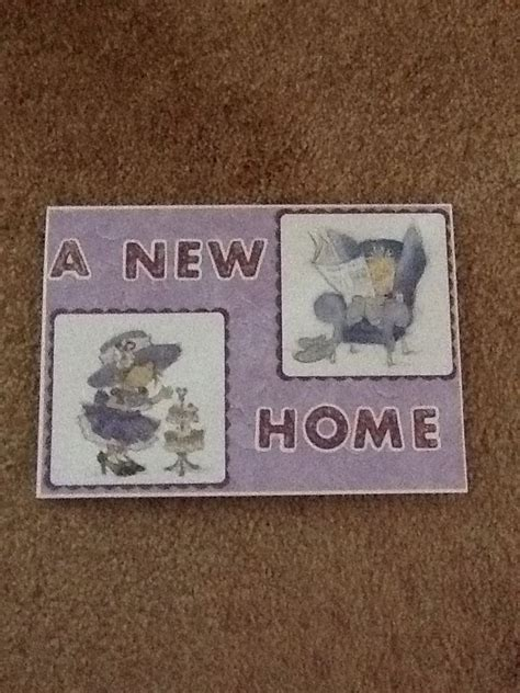 new home cards to make for beckie and ade for their new home cards to make