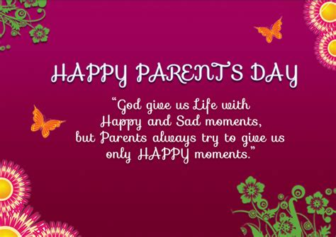 Wedding Blessing Quotes From Parents by Parents Day Quotes Wishes Messages Pictures
