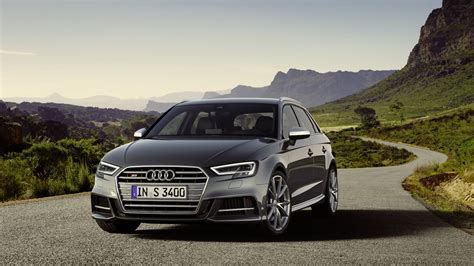 Audi A3 S3 by 2017 Audi A3 And S3 Models Are Unveiled Drivers Magazine