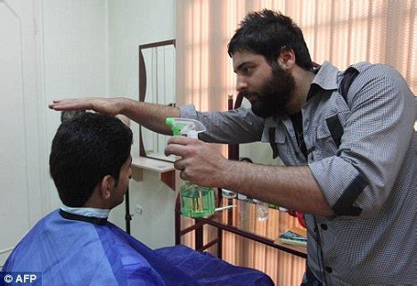 muslim men haircuts iran bans mullets and other western hairstyles and issues