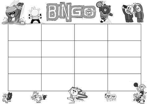 Bachelorette Bingo Template Image Collections Template Design Ideas Indesign Bingo Template