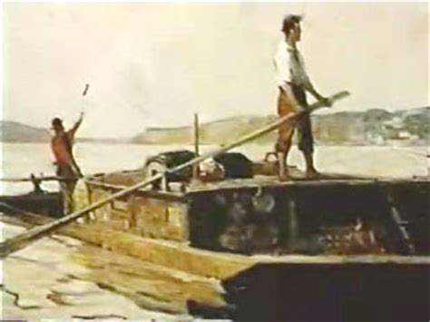 boat driving ohio about president abraham lincoln lincoln builds a flatboat