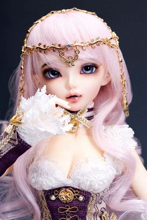 New Nendoroid Hacka Doll 1 new fashion amethyst doll 1 4 bjd doll sd doll fairyland minifee doll free free make up
