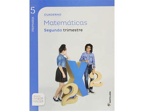 descargar cuaderno de matematicas 5 primaria 2 trimestre savia 9788467570151 evaluaci 243 n repaso ex 225 menes recursos de 5 186 de primaria