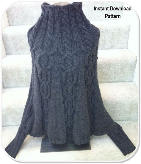 knitting pattern poncho with sleeves 1000 images about knitting patterns for on