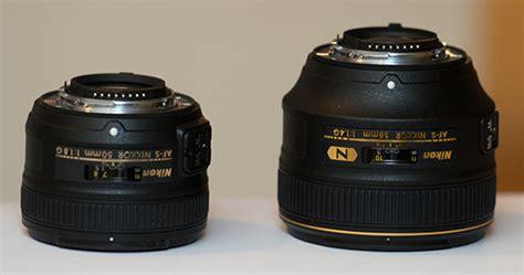 Nikon Af S 58mm F1 4g nikon af s 58mm f 1 4g lens sle images nikon rumors