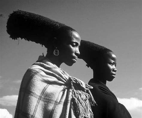 rwandan traditional hair cuts 25 vintage portraits of african women with their amazing