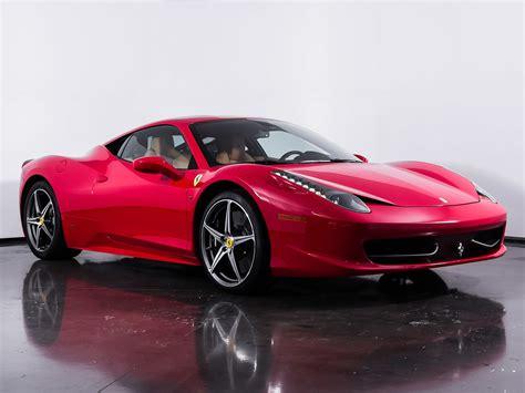 Price For Ferrari by Ferrari 458 Price Used Bestluxurycars Us