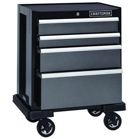 sears heavy duty garage cabinets craftsman premium heavy duty 4 drawer base cabinet