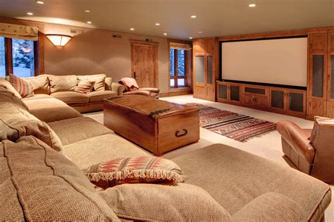 cozy home theater room design ideas for your home home theater or media room what s the difference your
