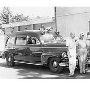 DFVAC 1948 Cadillac Miller Meteor Front Passenger