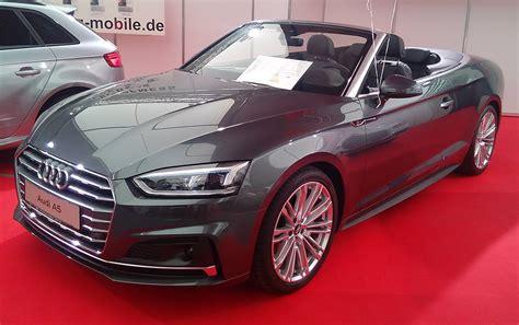 Audi 5 Cabrio by Audi A5 F5