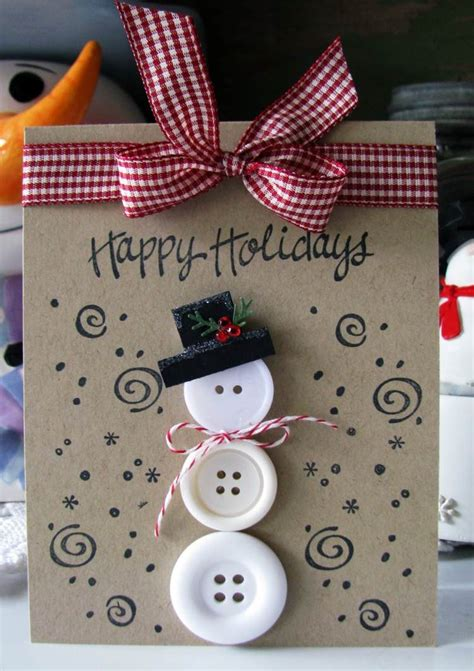 christmas greeting card ideas art ideas crafts