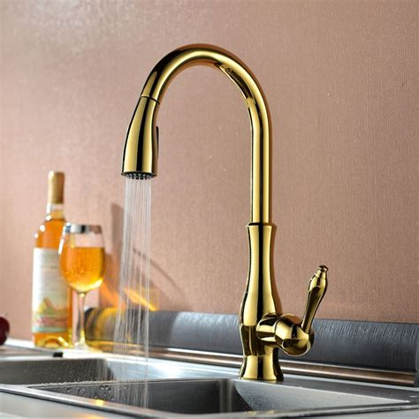 4 piece kitchen faucet