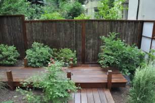 bamboo garden ideas decosee com