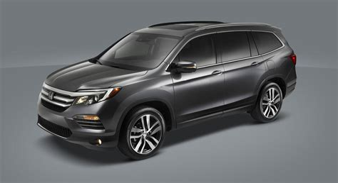 2016 honda pilot unveiled at chicago auto show autonation drive 2017 world debut for the 2016 honda pilot at the chicago auto