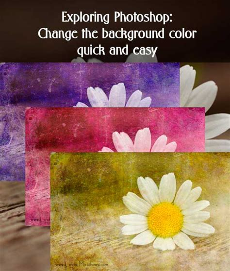 how to change background color on photoshop exploring photoshop how to change a background color