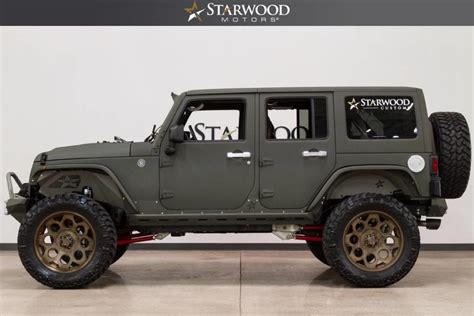 Best Lift For Jeep Wrangler Unlimited Starwood Motors 2016 Jeep Wrangler Unlimited Rubicon