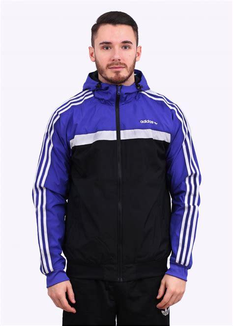 Jaket Sweater 3 Colour Adidas Black adidas originals marathon 83 jacket purple black