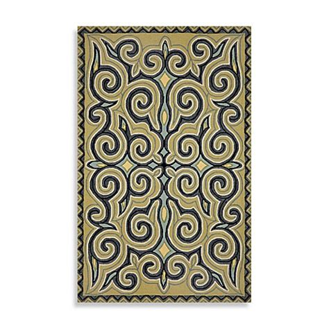 Bed Bath And Beyond Outdoor Rugs Trans Kazakh Indoor Outdoor Rug In Bed Bath Beyond