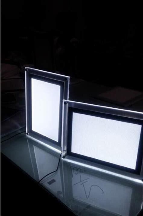 led light box display imikimi photo frames photography led lighting a4 acrylic