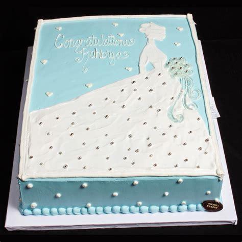sheet cake designs for wedding shower bridal shower 3678 oak mill bakery european style