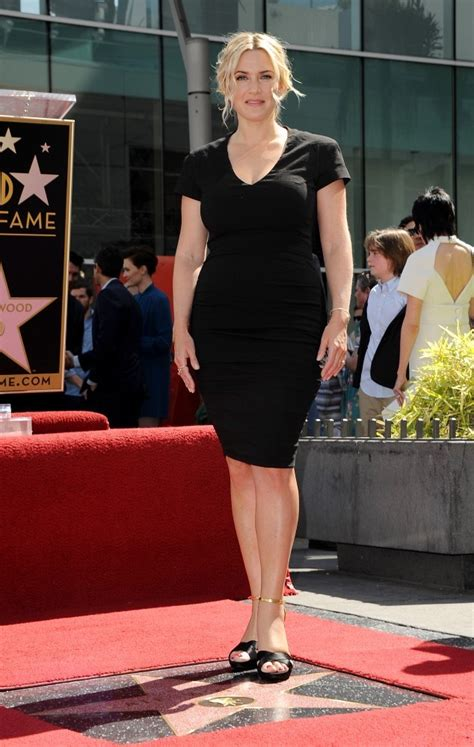 Style Walk Of Fame by Kate Winslet Photos Photos Kate Winslet Honored On The