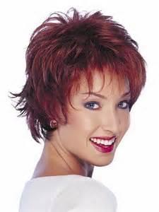 De pelo capas pixie cut pelucas de pelo sint 233 tico ondulado de color