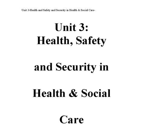 Mba In Safety And Security Management by Essay On Safety And Security