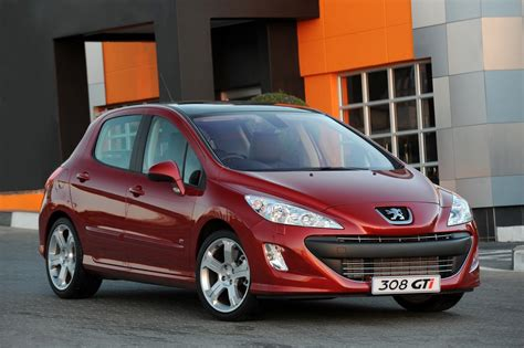 Peugeot 308 Gti Technical Details History Photos On