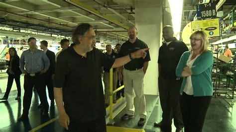 Chrysler Belvidere Plant Closing Sergio Marchionne Belvidere Assembly Plant Tour